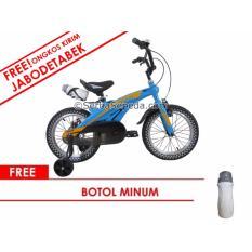 Jual United Sepeda Anak 16 Aero Lite Gratis Ongkir Perakitan Khusus Jabodetabek United Ori