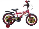 Diskon United Sepeda Anak 18 Space Merah Branded