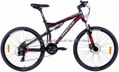 Jual Beli United Sepeda Mtb 26 Crossline 3 Hitam Jawa Barat