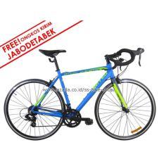 United Sepeda Roadbike 700c Inertia 1.00 (8) - GRATIS ONGKIR & PERAKITAN KHUSUS JABODETABEK