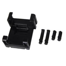 Universal Adjustable Penahan Ventilasi Udara Mobil Cradle Stand untuk Ponsel-Intl