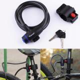 Beli Universal Sepeda Mtb Sepeda Gunung Kunci Anti Pencurian Cincin Tali Kawat Kunci Oem Online