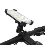 Jual Universal Sepeda Motor Aksesoris Stang Jepit Penahan Dudukan Braket For Ponsel Pintar Gps Termurah