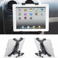 Universal Ventilasi Udara Mobil Dudukan Cradle untuk iPad 2/3/4/5 Tablet