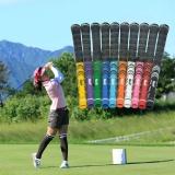 Jual Beli Online Universal Golf Club Putter Grip Wrap Karet Katun Non Slip Pegolf Latihan Bantuan Intl