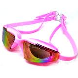 Dapatkan Segera Universal Kacamata Renang Hd Profesional Anti Fog Uv Protection Rh5310 Pink