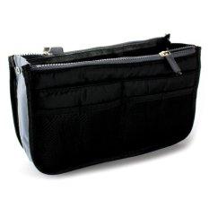 Jual Universal Pouch Travel Multfunctional Storage Bag Black Universal Online