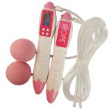 Penggunaan Yg Dijalin Dgn Tali Without Kabel Olahraga Lompat Tali Tali Bungee Kebugaran Binaraga With Digital Counter Latihan Angkat Beban Original
