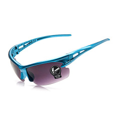 Jual Uv Protection Sunglasses Blue Branded