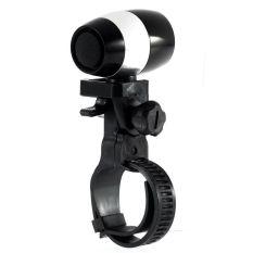 Vanker-1pc 6 LED Senter mini Peringatan Lampu Depan Lampu Utama Lampu Headlight untuk MTB Sepeda Sepeda Bersepeda (hitam)-Intl