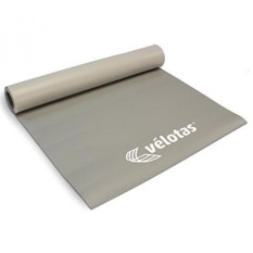 Velotas High Density Equipment & Treadmill Mat, Light Grey, 2.5 x 5 - intl