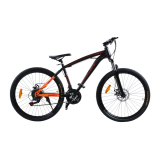 Jual Viva Cycle Morelli 560 Shimano Hi Ten 26 Sepeda Mtb Gunung 21Sp Matt Black Orange Jabodetabek Only Viva Cycle Murah