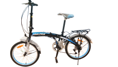 Harga Viva Cycle Twist Y3110 Hi Ten Folding 7Sp Sepeda Lipat 20 Hitam Biru Glossy Jabodetabek Only Viva Cycle Ori