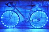 Beli Lampu Roda Sepeda 20 Led Yang Tahan Terhadap Udara Dngan Kabel 2 2 M Biru Cicilan