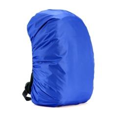 Waterproof Bag Backpack Rucksack Dust Rain Cover For Travel Camping Hiking blue 35L