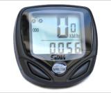 Harga Waterproof Penyewaan Sepeda Digital Lcd Speedometer Sepeda Wireless Komputer Odometer Lampu Latar Baru Murah