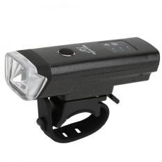 Tahan Air Sepeda Led Bright Lampu Depan Usb Bicycle Head Light Intl Oem Diskon 30