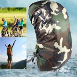 Harga Tahan Air Camo Rain Cover Travel Hiking Ransel Luar Ruangan Camping Rucksack Bag Intl Origin