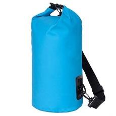 Anti-Air Kering Tas. 10 Liter Kering Sack dengan Dapat Disesuaikan Shoulderstrap. Gulungan
