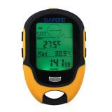 Jual Tahan Terhadap Udara Fr500 Multifungsi Lcd Digital Alat Pengukur Tinggi Barometer Kompas Branded