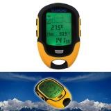 Jual Waterproof Fr500 Multifunction Lcd Digital Altimeter Barometer Compass Intl Not Specified Original