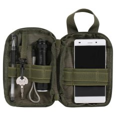 Toko Waterproof Tactical Waist Bag Outdoor Compact Cellphone Pouch Green Intl Online
