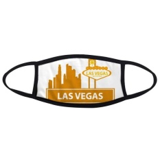 Welcome To Las Vegas Nevada America Country City Face Anti-dust Mask Anti Cold Maske Gift - intl