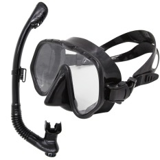 Harga Whale Brand Professional Diving Scuba Gear Swimming Mask And Snorkel Hot Sale Diving Mask Goggles And Snorkel Set Online