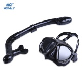 Katalog Whale Profesional Menyelam Olahraga Air Latihan Snorkelling Silikon Masker Snorkel Kacamata Set Tersedia Warna Merah Warna Hitam Dan Kuning Intl Whale Terbaru