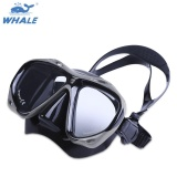 Toko Whale Professional Scuba Myopia Hyperopia Swimming Diving Mask Goggle Intl Tiongkok