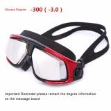 Beli Whale Swimming Goggles Dengan Vision Corrective Lensa Bebas Kabut Vision 1 5 7 Diopters Untuk Pria Dan Wanita Untuk Dewasa Intl Murah Di Tiongkok