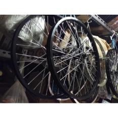 Wheelset/Velg Sepeda Bmx/Lipat 20Inc Alloy - B7db3a