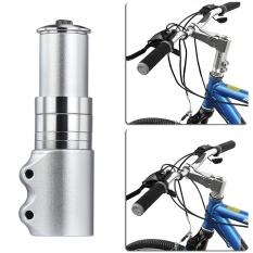 Toko Whyus Tahan Mtb Bike Fork Stem Extender Aluminium Alloy Bicycle Handlebar Riser Adaptor Perak Intl Terlengkap Tiongkok