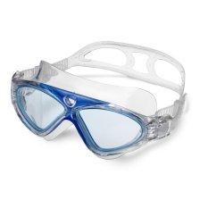 MENANG. MAX Professional Anti Kabut dan Anti UV Dewasa Renang Kacamata (Biru)-Intl