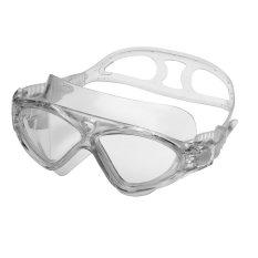 MENANG. MAX Professional Anti Kabut dan Anti UV Dewasa Renang Goggles (Perak)-Intl