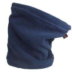 Beli Barang Winter Fleece Scarf Neck Warmer Face Mask Skiing Cycling Hiking Blue Intl Online