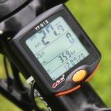 Jual Sepeda Nirkabel Odometer Speedometer Sepeda Bersepeda Komputer Digital Stopwatch Termometer Cahaya Malam Lampu Latar Cahaya Yg Tahan Hujan Multifungsi Murah