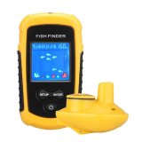 Spesifikasi Wireless Fish Finder Sonar Fishfinder 40M Depth Range Ocean Lake Sea Fishing Baru