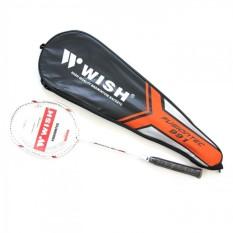 Beli Wish Raket Badminton Carbon Fusiontec 991 String Wish