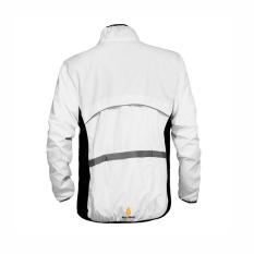 Daftar Harga Wolfbike Jersey For Bersepeda Pria Berkendara Sepeda Siklus Sejuk Pakaian Jaket Lengan Panjang Mantel Angin Putih M Unbranded