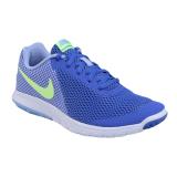 Jual Womens Nike Flex Experience Rn 6 Sepatu Lari Medium Blue Ghost Green