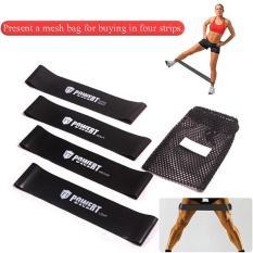 Indah Power Baru Populer Peralatan Kebugaran Sport Peralatan Pelatihan Regang Ketahanan Bands CrossFit Yoga Karet Putaran
