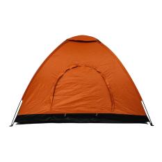 Toko X Fit Tent Oranye Biru Lengkap