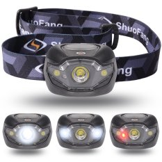 Dimana Beli Xcsource Cree Led Headlamp Headlight Torch Outdoor Camping 3X Aaa Battery Xcsource