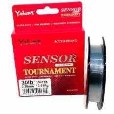Yakuza Sensor Tournament 30lb Senar Pancing Kuat dan Langsung Tenggelam Hijau