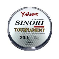 Yakuza Sinori Tournament 20lb Senar Pancing Kuat dan Langsung Tenggelam Hijau