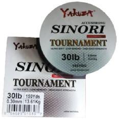 Yakuza Sinori Tournament 30lb Senar Pancing Kuat Dan Langsung Tenggelam Hijau