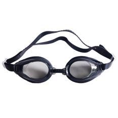 Yangunik Kacamata Renang Dewasa Sailto Anti Fog UV Protection - Hitam