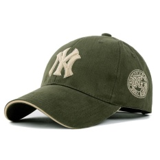 Yankees Hip Hop MLB Snapback Bisbol Topi Topi NY MLB Unisex Sports New York Adjustable Wanita Casquette Pria Kasual Headwear 11 Warna-Intl