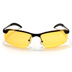 Beli Kuning Mewah Malam Vision Kacamata Terpolarisasi Kacamata Uv Mengemudi Baru Kredit Hong Kong Sar Tiongkok